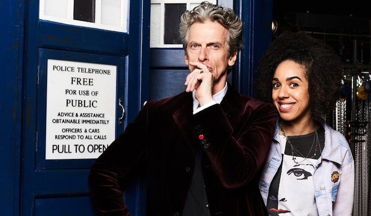doctor who season 10 the pilo