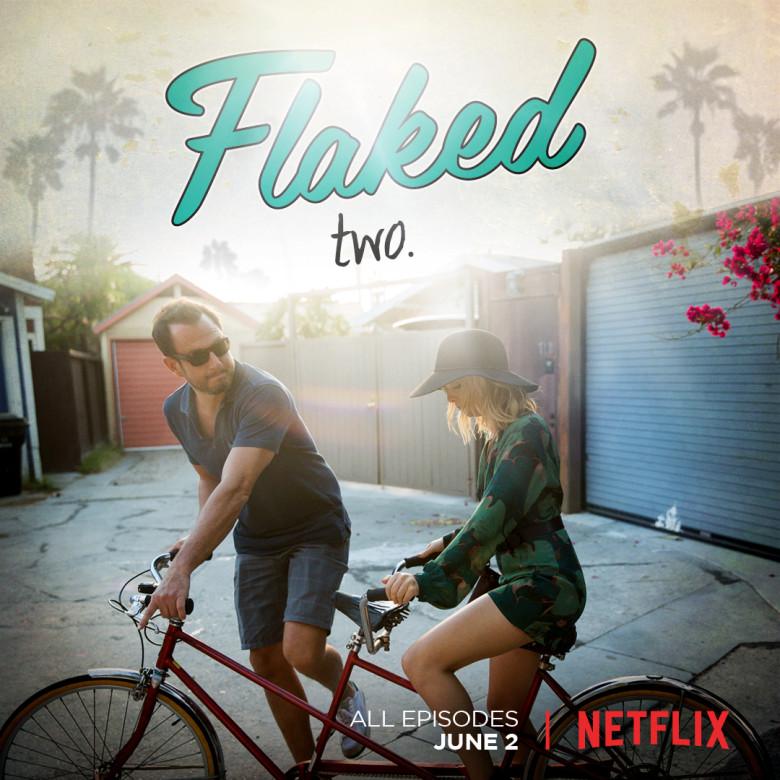 flaked season 2