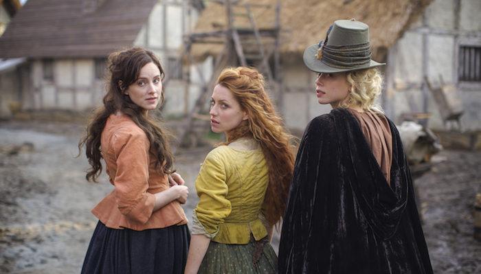 UK TV review: Jamestown Season 1