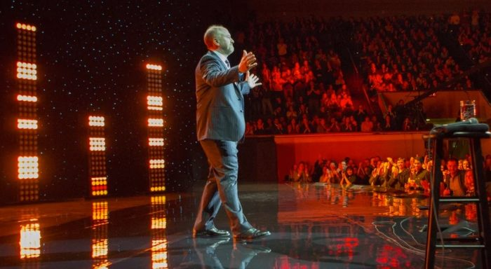 Netflix UK review: Louis C.K. 2017