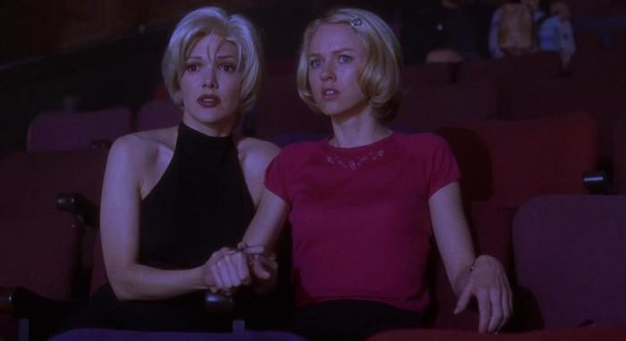 Mulholland Drive: Like mainlining someone else's nightmare
