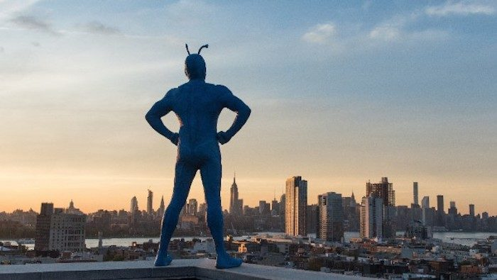 Interview: Peter Serafinowicz talks The Tick