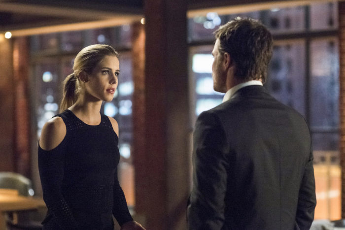 UK TV recap: Arrow, Season 5, Episode 19 (Dangerous Liaisons)