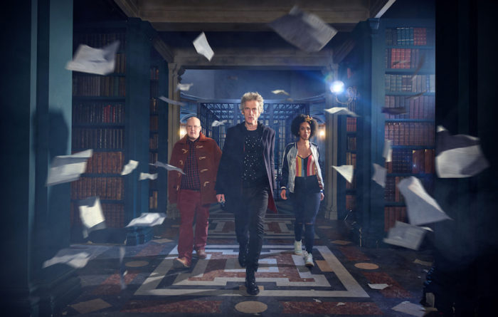 UK TV review: Doctor Who Season 10, Episode 6 (Extremis)