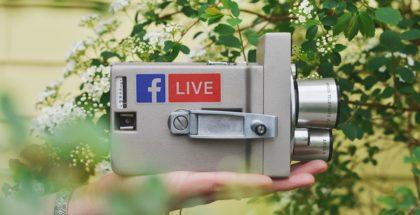 Facebook video camera