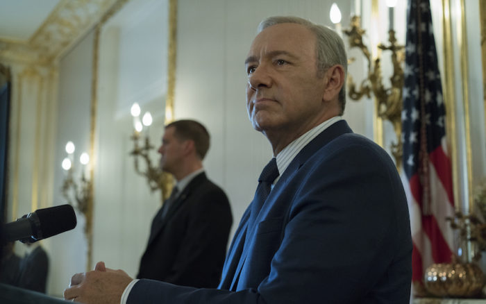 First look Netflix UK TV review: House of Cards Season 5