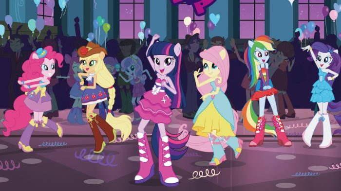NFK film review: My Little Pony: Equestria Girls