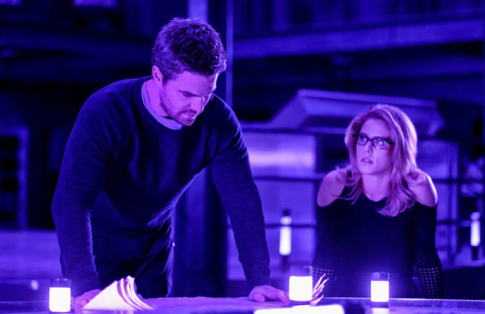 UK TV recap: Arrow Season 5, Episode 20 (Underneath)