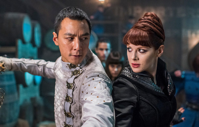 Amazon UK TV review: Into the Badlands Season 2, Episode 8