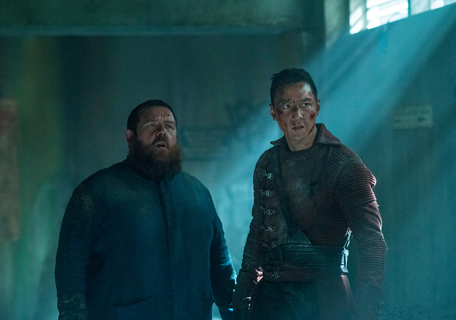 into the badlands s2 e10 a