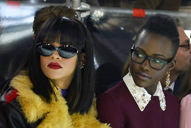 Netflix's Meme Project: Rihanna and Lupita team up for heist movie