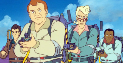 THE REAL GHOSTBUSTERS, 1986-1991