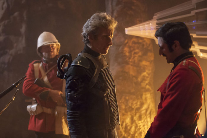 UK TV review: Doctor Who Season 10, Episode 9 (Empress of Mars)
