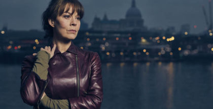 MAMMOTH SCREEN PRESENTSFEARLESSEPISODE 1Pictured:  HELEN McCRORY as Emma Banville.This photograph is (C) iTV and can only be reproduced for editorial purposes directly in connection with the programme or event mentioned above. Once made available by ITV plc Picture Desk, this photograph can be reproduced once only up until the transmission [TX] date and no reproduction fee will be charged. Any subsequent usage may incur a fee. This photograph must not be manipulated [excluding basic cropping] in a manner which alters the visual appearance of the person photographed deemed detrimental or inappropriate by ITV plc Picture Desk.  This photograph must not be syndicated to any other company, publication or website, or permanently archived, without the express written permission of ITV Plc Picture Desk. Full Terms and conditions are available on the website www.itvpictures.comFor further information please contact: Patrick.smith@itv.com 0207 1573044