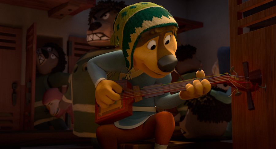 VOD film review: Rock Dog