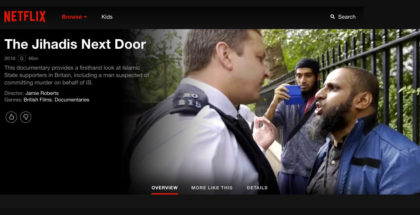 jihadis next door netflix