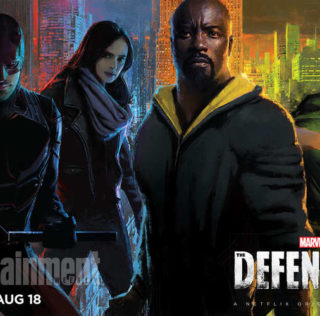 The Defenders trailer and first episode shown at Comic-Con