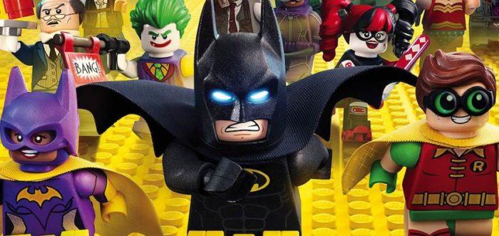 Netflix UK film review: The LEGO Batman Movie