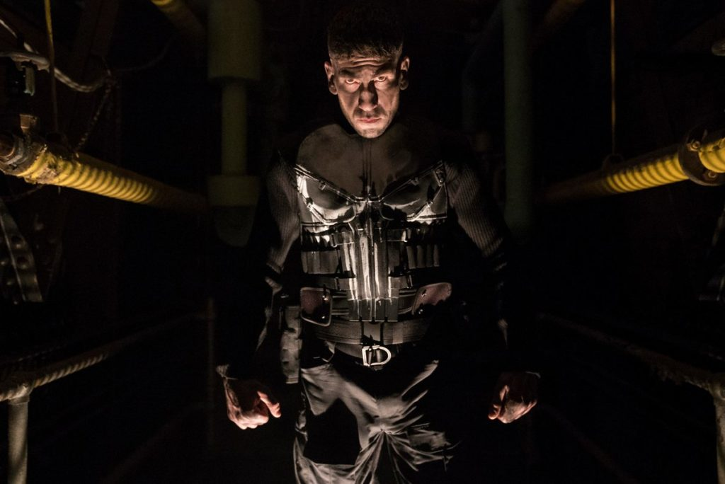 the punisher still