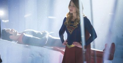 Supergirl, Episode 22, Series 02, Nevertheless, She Persisted, Wb, Warner Brothers, Sky One, Sky 1