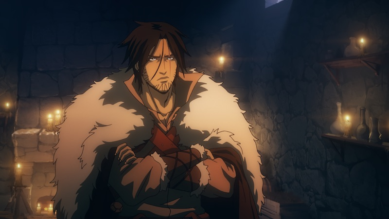 Netflix UK TV review: Castlevania