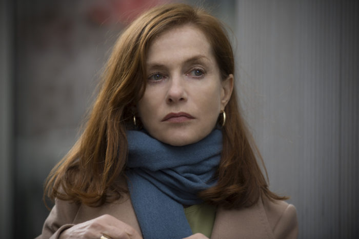Netflix UK film review: Elle