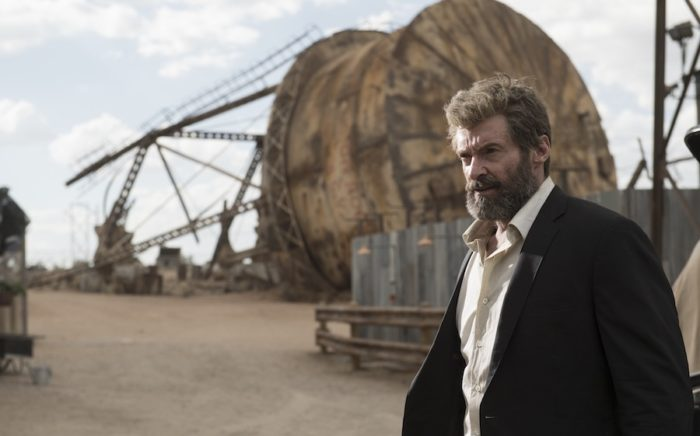 VOD film review: Logan