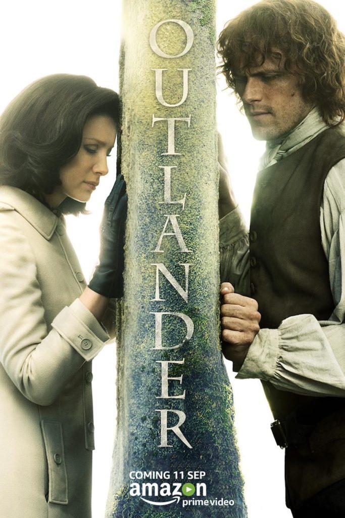 Outlander S3 poster