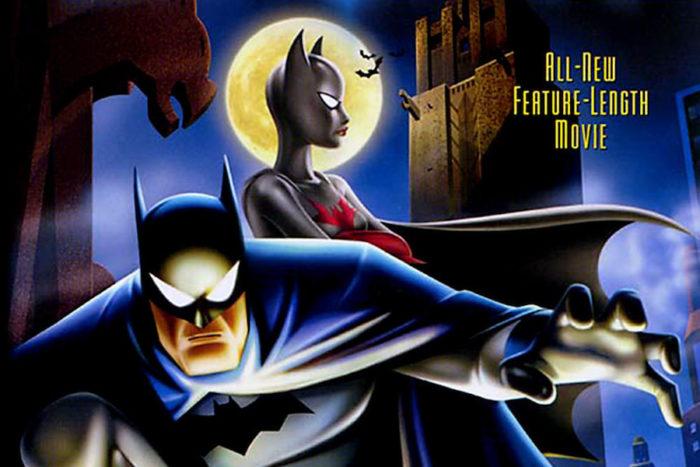 Superhero Sundays: Batman: Mystery of the Batwoman (2003)