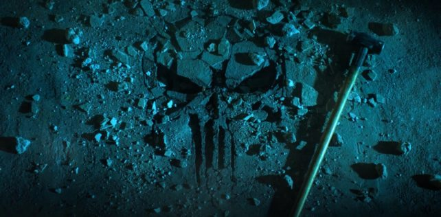 The Punisher gets a post-credits trailer after The Defenders