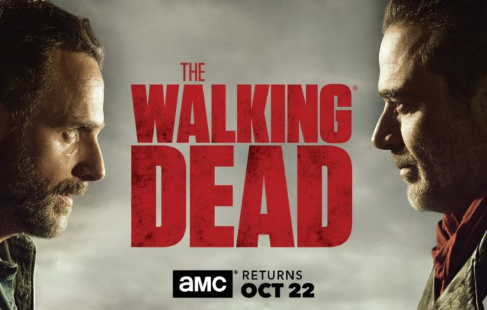 Watch The Walking Dead Season 8 trailer