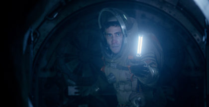 David Jordan (Jake Gyllenhaal) in Columbia Pictures' LIFE.