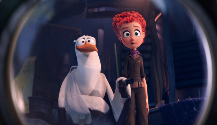 Netflix UK film review: Storks