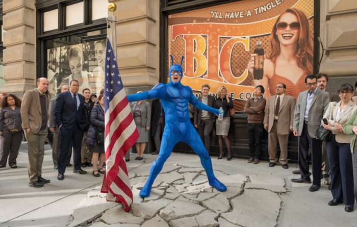 The Tick fails to find new TV home