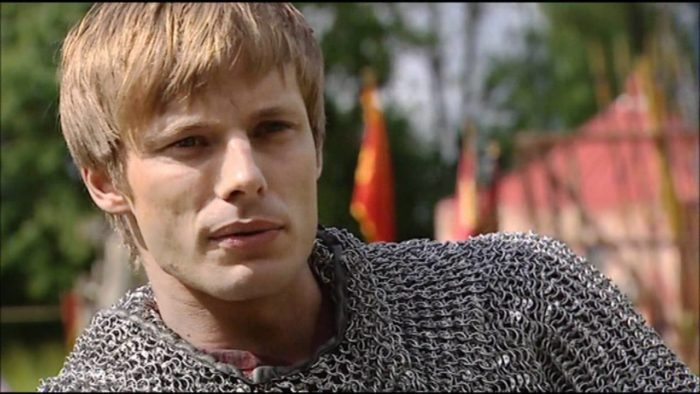 Merlin's Bradley James joins Netflix's Medici