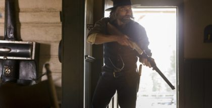 Anson Mount as Cullen Bohannon - Hell on Wheels _ Season 5, Episode 8 - Photo Credit: Michelle Faye/AMC