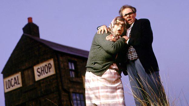 BBC iPlayer brings back classic comedy box sets