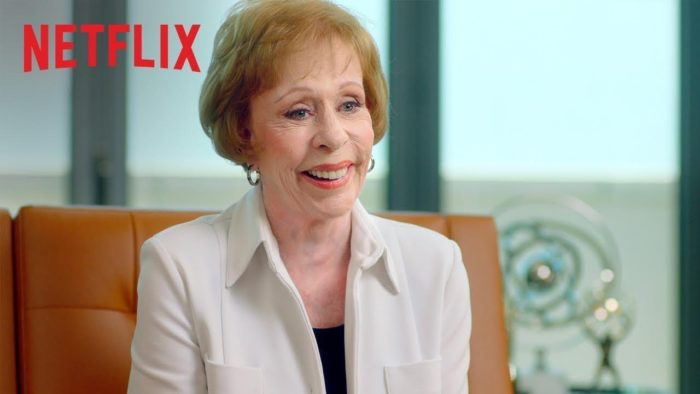 Trailer: Carol Burnett gets A Little Help with Instagram