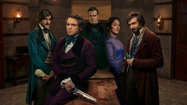 UK TV review: Quacks Season 1