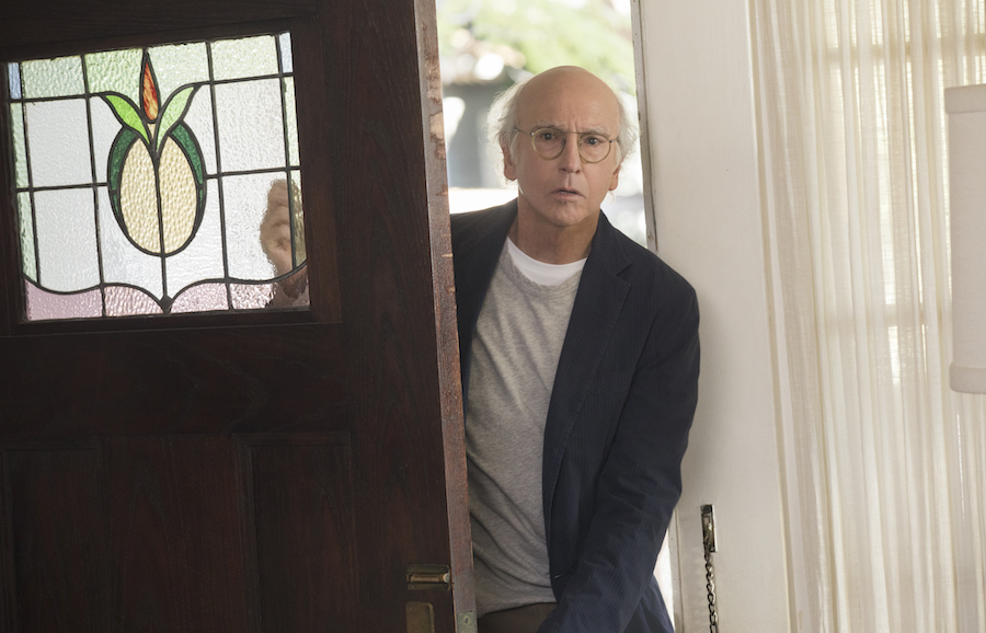 CURB YOUR ENTHUSIASM - Series 9 - First Look