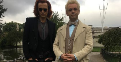 FIRST LOOK - Amazon's Good Omens crop