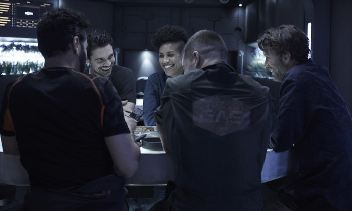 First Look Netflix UK TV review: The Expanse Season 2