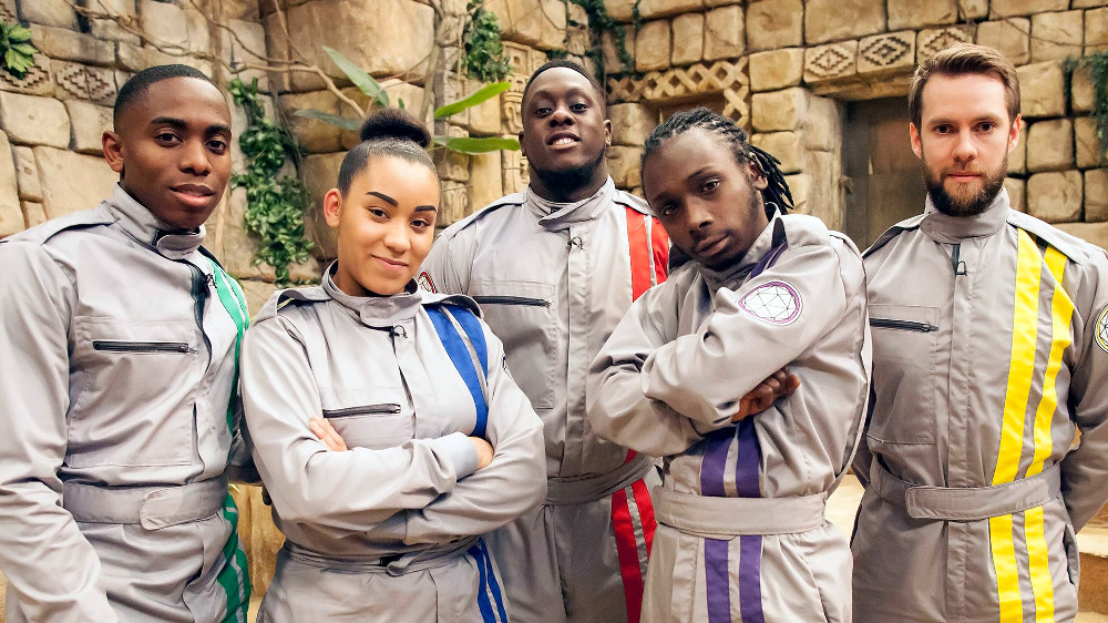 crystal maze air cadets