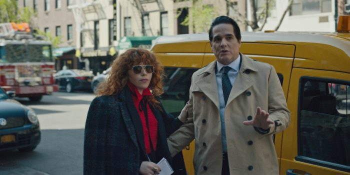 Netflix's Russian Doll gets a hilariously dark trailer