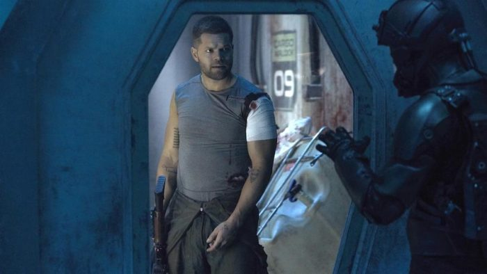 The expanse season 3 cast episode 8