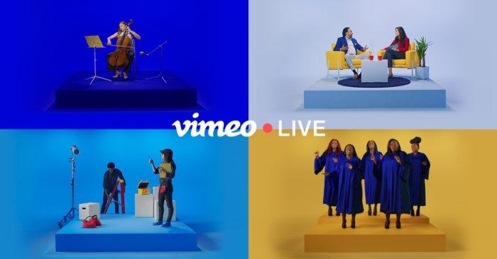 Vimeo Live: Vimeo acquires Livestream to launch live video