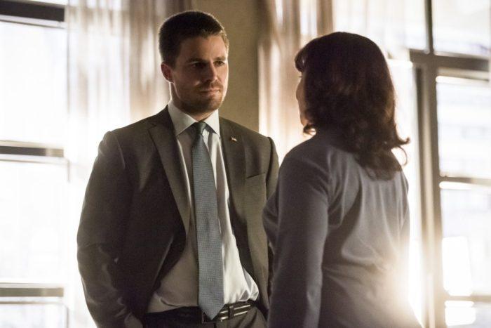 UK TV Recap: Arrow Season 6, Episode 1 (Fallout)