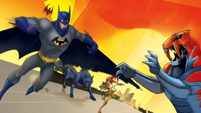Superhero Sundays: Batman Unlimited: Animal Instincts