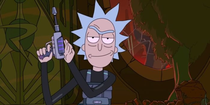 Netflix UK TV review: Rick & Morty Season 3