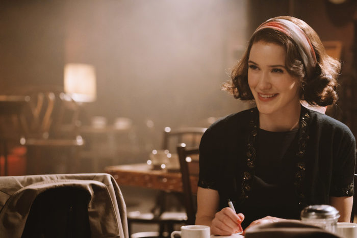 First look Amazon TV review: The Marvellous Mrs. Maisel
